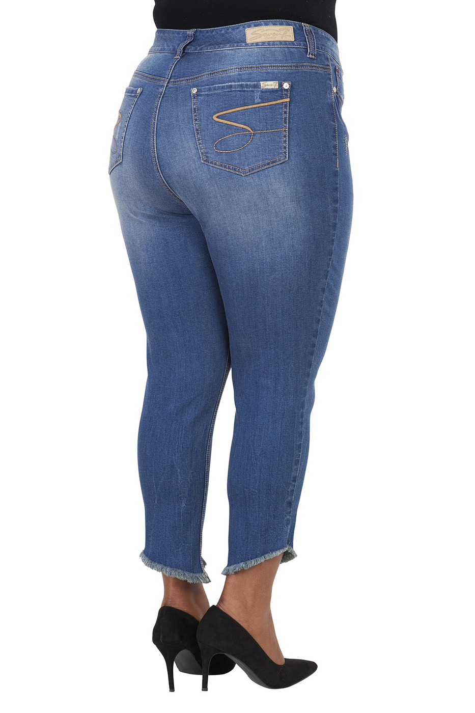 4ca94e084c611 High Rise Skinny Ankle Jean at Seven7 Jeans