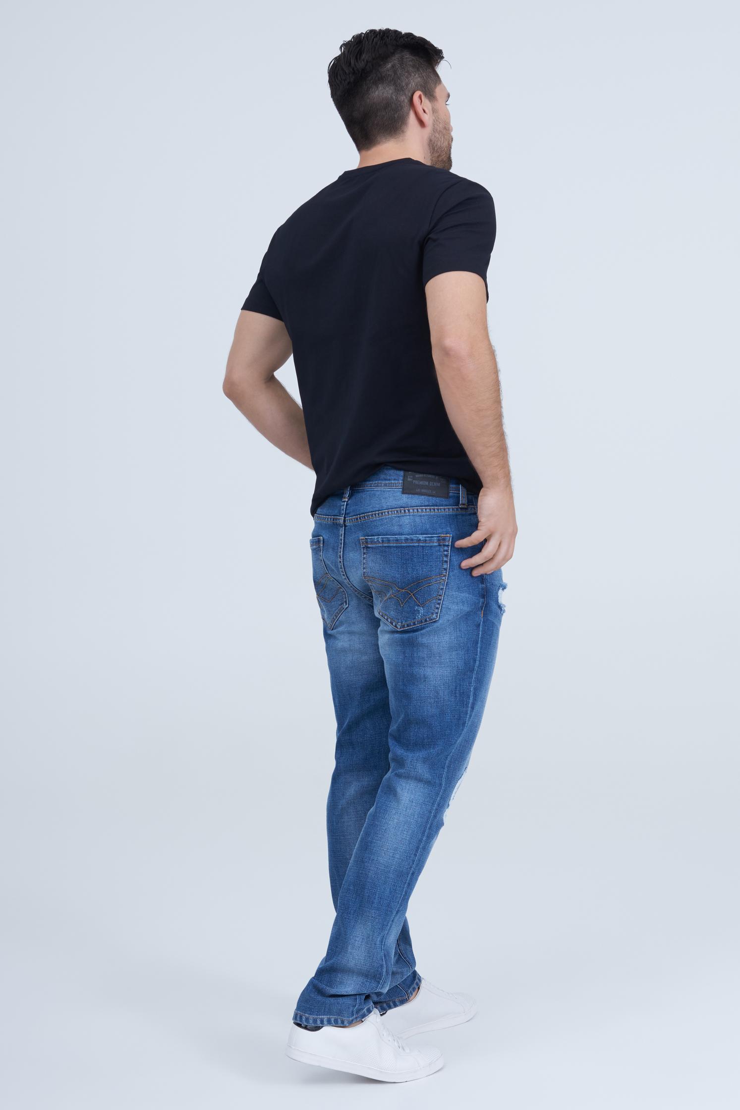 Joes Jeans Mens Classic Straight Leg Jean in Rossdale