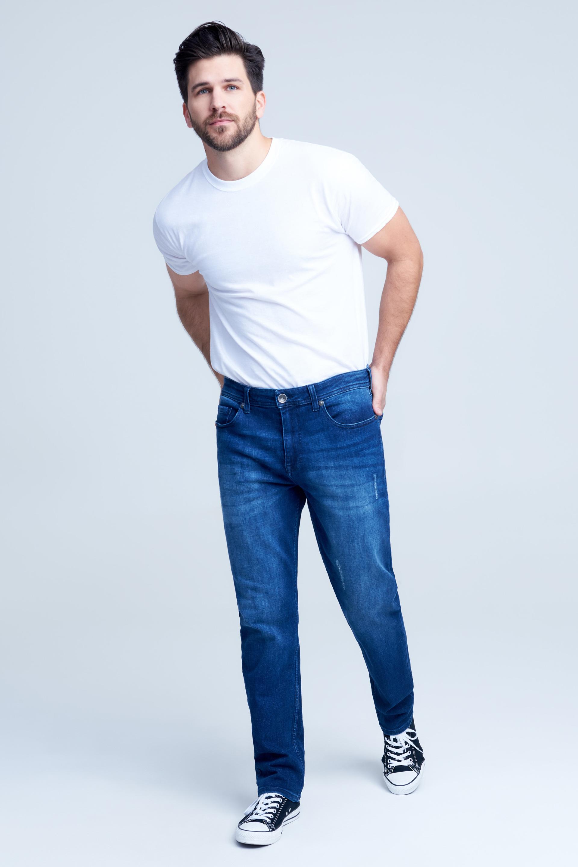 Seven7 Jeans Premium Flex Tapered Slim Fit Jean